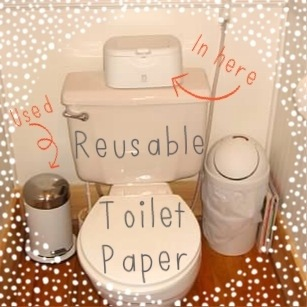 Thrifty Family: Reusable Toilet Paper- 10 Reasons to Use The Family ...