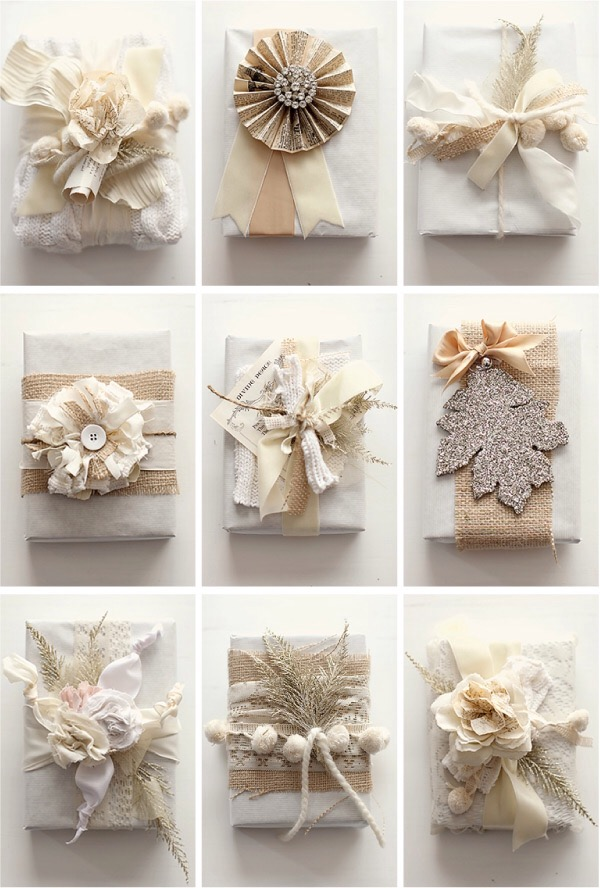 Beautiful Eco Gift Wrapping Ideas