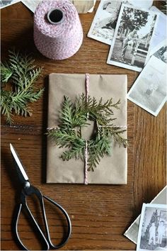 Beautiful Eco Gift Wrap Ideas