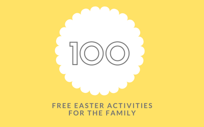 Thrifty fun: 100 free Easter activites