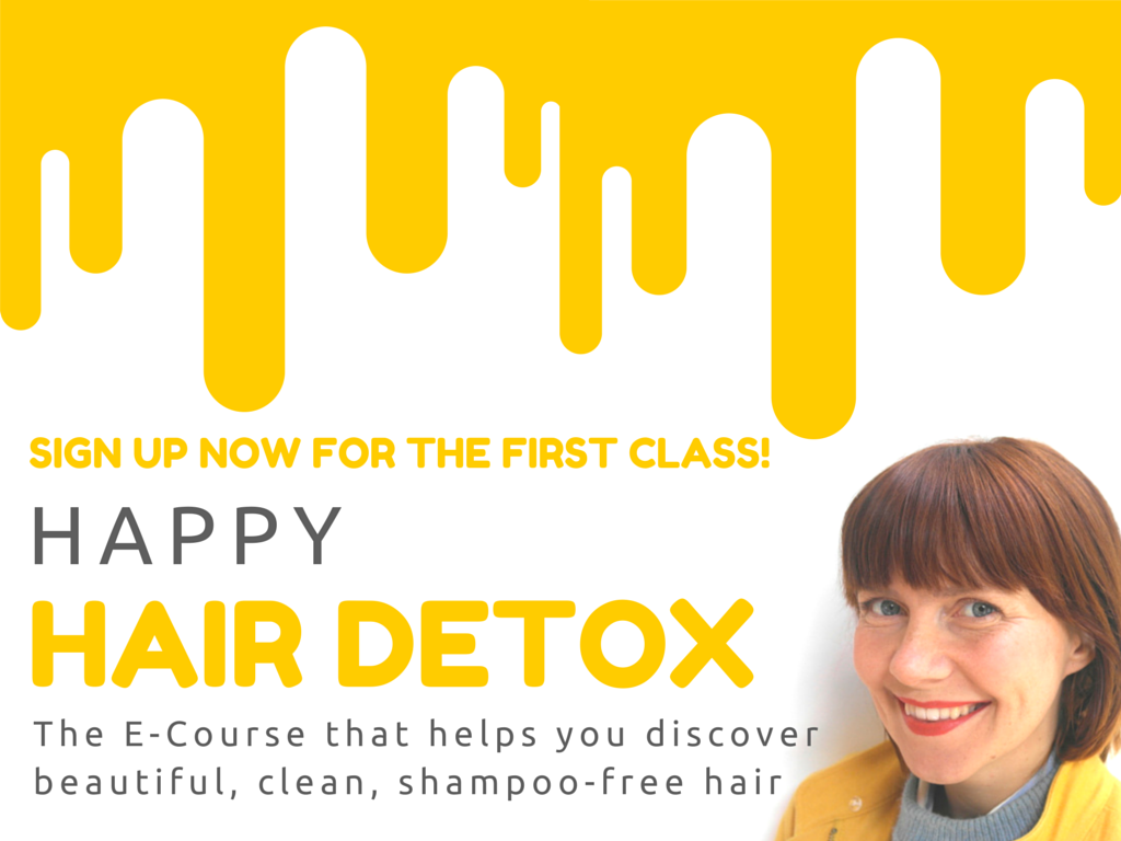 Happy Hair Ecourse